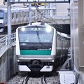 Photos: 10月の撮って出し。。ついに相鉄線とJRの直通運転まで試運転JR E233 相鉄線内入線(1)