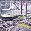 10月の撮って出し。。そろそろ引退へJR東日本 185系踊り子号 東京駅にて(2)