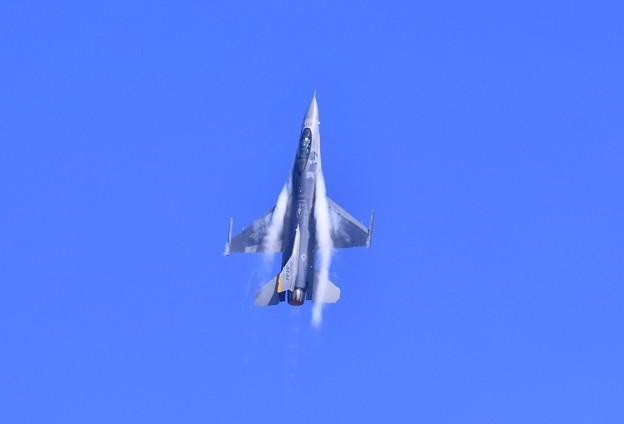 9月の撮って出し。。三沢基地航空祭 米空軍F16デモストレーション(3)