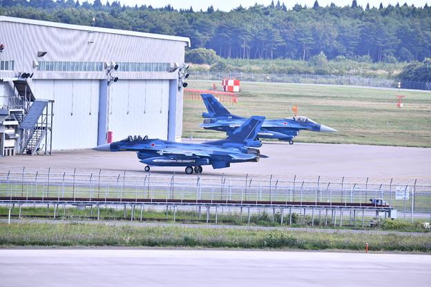 9月の撮って出し。。三沢基地航空祭翌日 朝のアラートハンガー 20190909