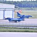 Photos: 9月の撮って出し。。三沢基地航空祭翌日 朝のアラートハンガー 20190909