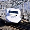 Photos: 20200224 700系のぞみ小田原駅 ラストランへ(2)
