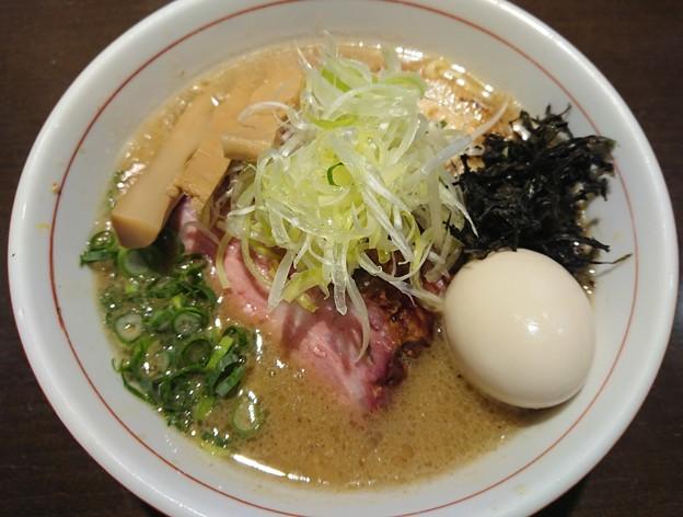 180216-2 虎徹@行方市~「味噌らぁ麺+釜焼きチャーシュー」