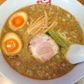 写真: 180503 まるき@松戸市~「中華そば(小)+煮玉子」他
