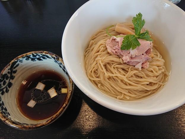 180716-2 53's Noodle@藤沢市~「煮干水のつけそば」