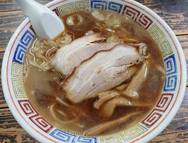 180907 長尾中華そば 西バイパス本店@青森市~「あっこく麺」