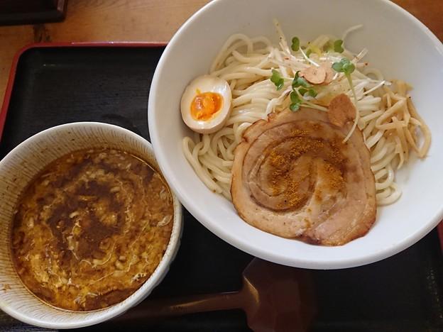 181111 和風らーめん凪@富士見市~「カレーつけ麺」
