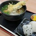 串天そば定食(山陽道【上り】・龍野西SA)