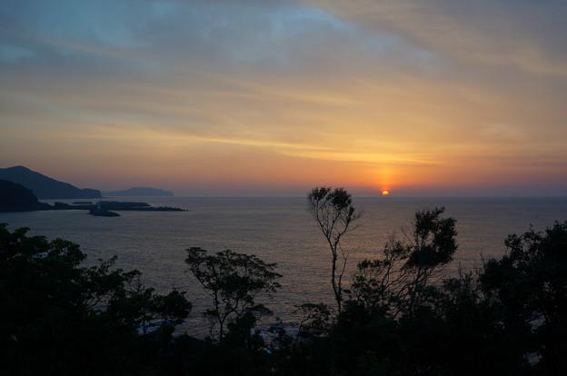 Photos: 土佐西南大規模公園の日の出