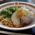 淡路玉葱醤油ラーメン(神戸淡路鳴門【下り】・淡路ハイウェイオアシス)