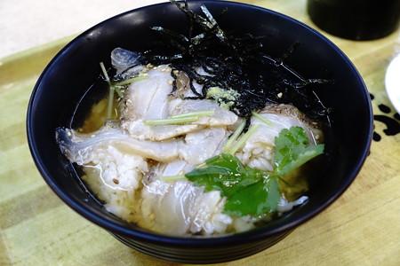 鯛茶漬け(高松道【上り】・津田の松原SA)