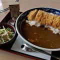 Photos: 黒豚カツカレー(道の駅・霧島【鹿児島】)