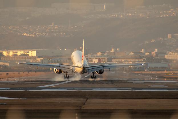 伊丹空港にて・6