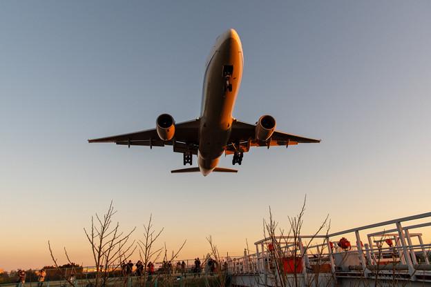 伊丹空港にて・9