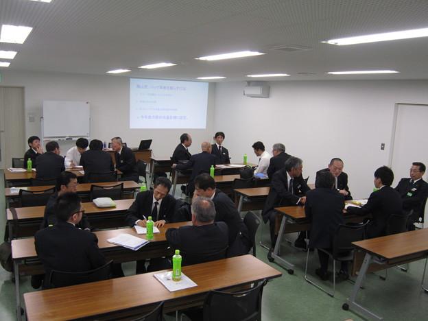 H30春の常会グループ討議-2