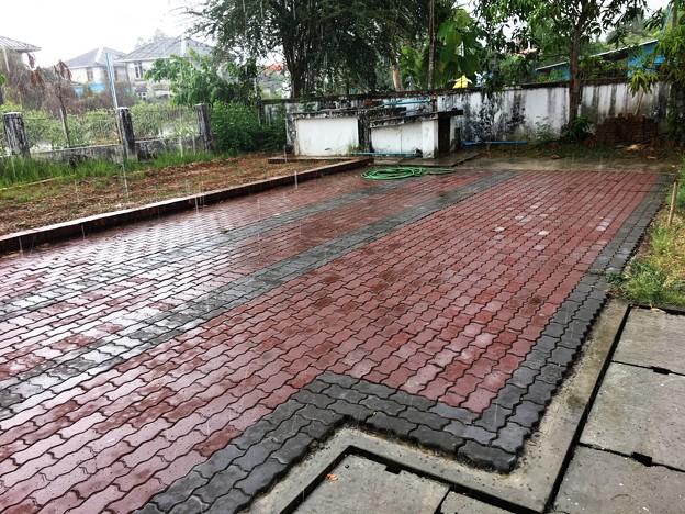 雨のミャンマー イーストダゴン (5)