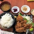 Photos: ダウンタウン「あないも」のヒレカツ定食 (7)