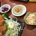Photos: ダウンタウン「あないも」のヒレカツ定食 (10)