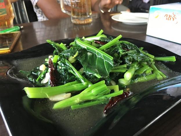 雲南料理と大雨と青空 (5)