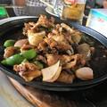 Photos: 雲南料理と大雨と青空 (7)