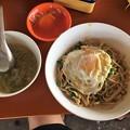 朝食のお店と麺とライス (1)