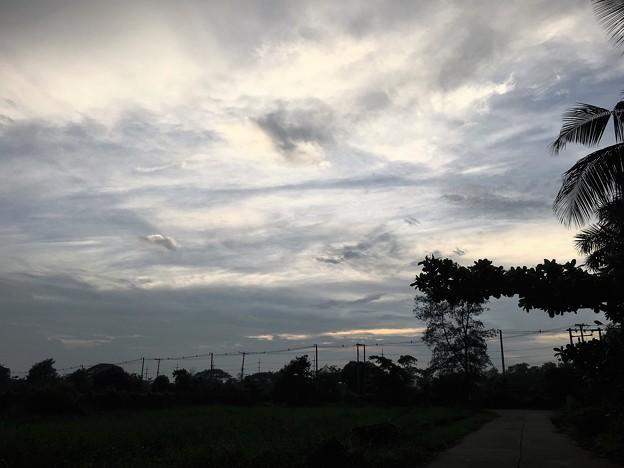曇りのイーストダゴン