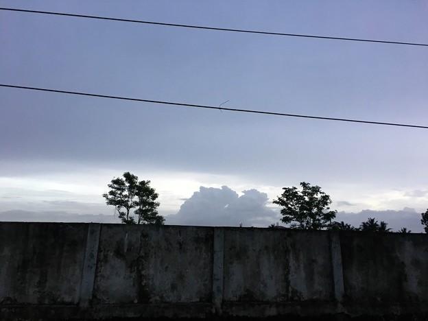 イーストダゴンの雲