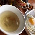 麺と目玉焼き (2)