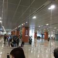 Photos: ヤンゴン第一ターミナル 丸見えの入国審査 (3)