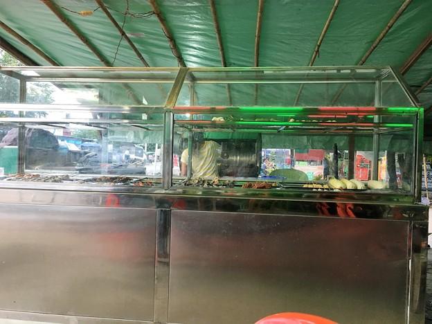 ロタの肉団子と焼きコーンサラダ (6)