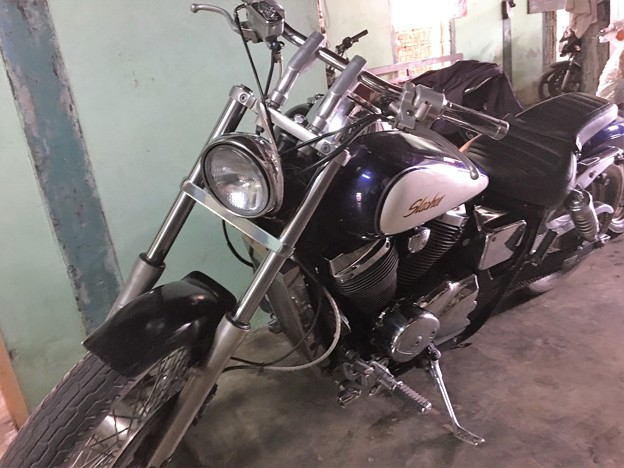 HONDA SHADOW (1)