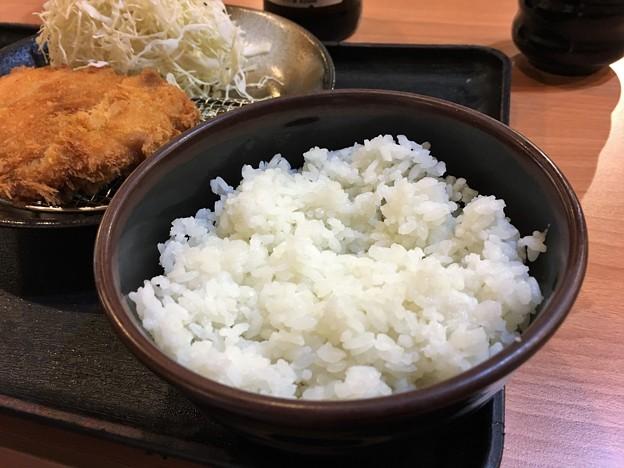 まつのや トンカツ定食 (8)