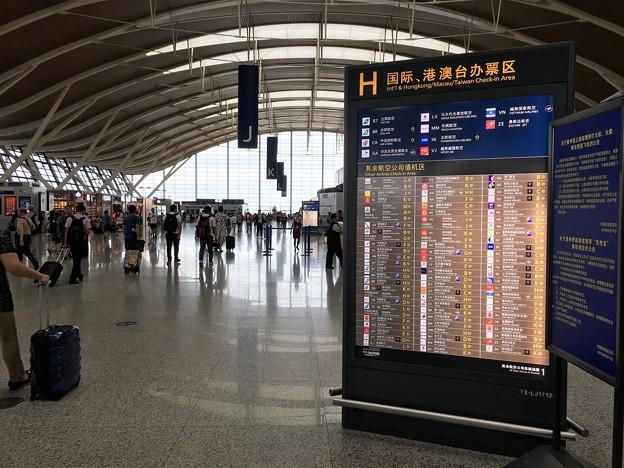 浦東空港 (2)