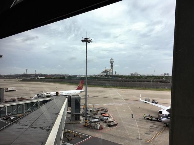 浦東空港 (5)