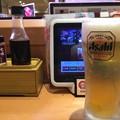 関空 回転ずし ビール