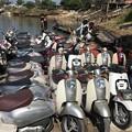 バイクとトラクター (2)