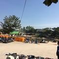 バイクとトラクター (3)