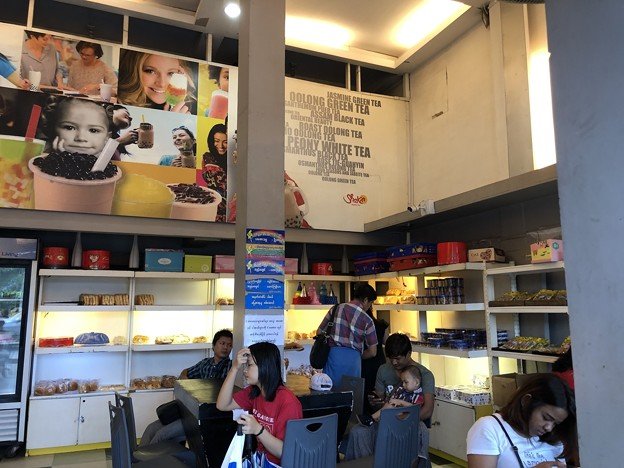 Photos: こじゃれたカフェ SHAKE BUBBLE TEA (3)