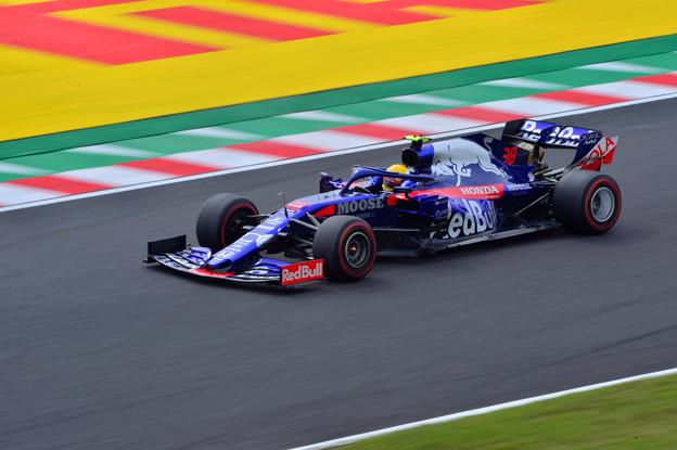 Naoki Yamamoto in F1