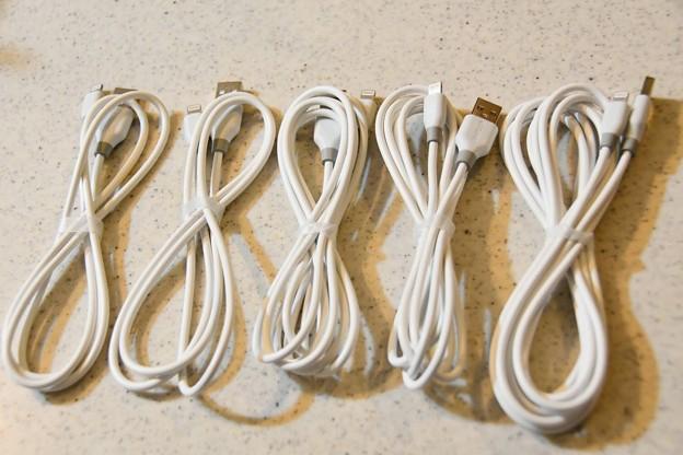 Photos: 20200630充電器ケーブル 1F55FE4C-AF50-4776-AA34-8781BFCFDF6E
