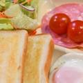 Photos: 20201226朝食