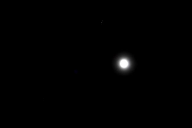 Photos: 4月14日 火星最接近
