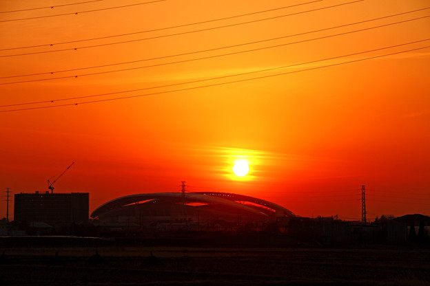 写真: さいたまスタジアム2002