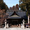写真: 冨士御室浅間神社 山梨県富士河口湖町