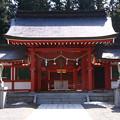 写真: 冨士御室浅間神社本宮 山梨県富士河口湖町