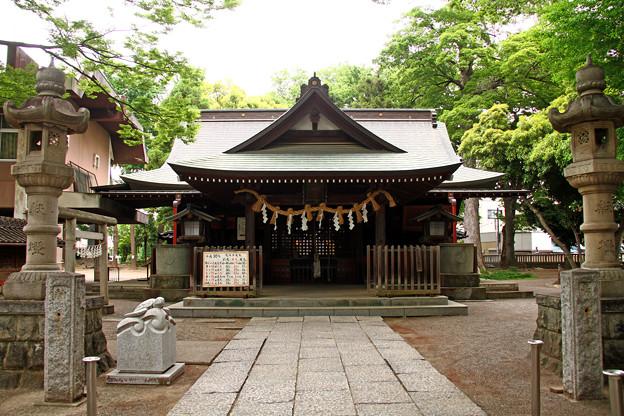 高木神社 埼玉県熊谷市