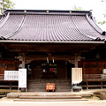 写真: 重蔵神社 石川県輪島市