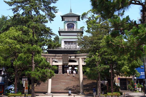 尾山神社「神門」 石川県金沢市