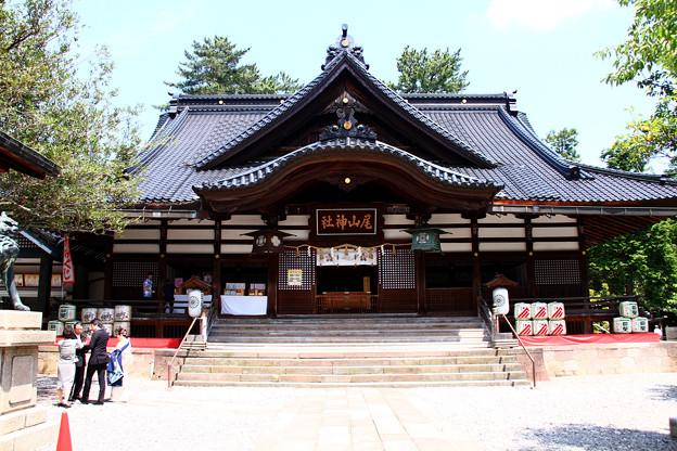 尾山神社 石川県金沢市