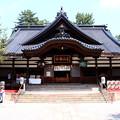 写真: 尾山神社 石川県金沢市